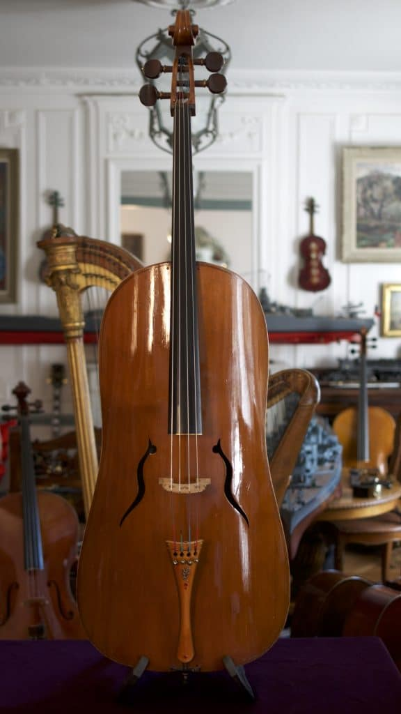 Cello Amédée Dieudonné 1940