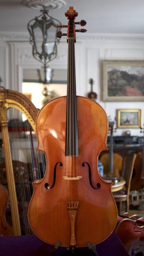 Cello Giuseppe Ornati 1934