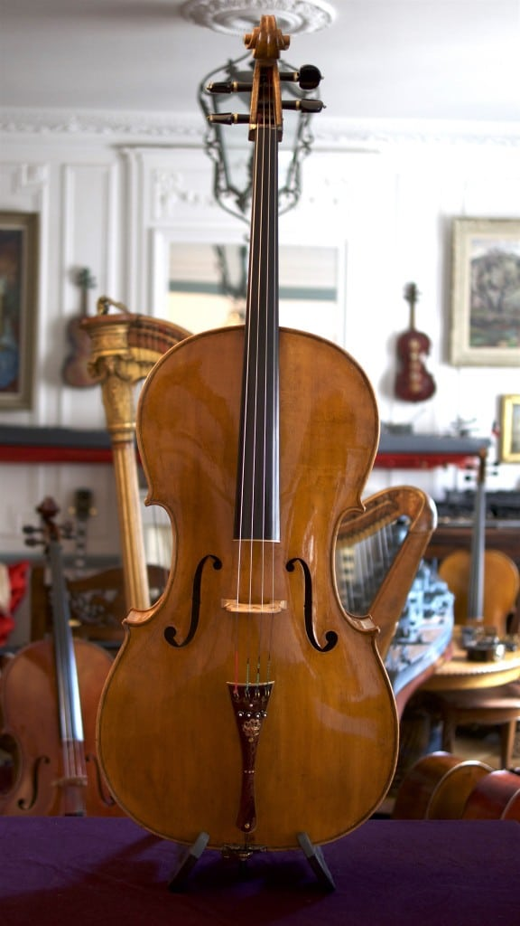 Cello Luigi Azzola 1938