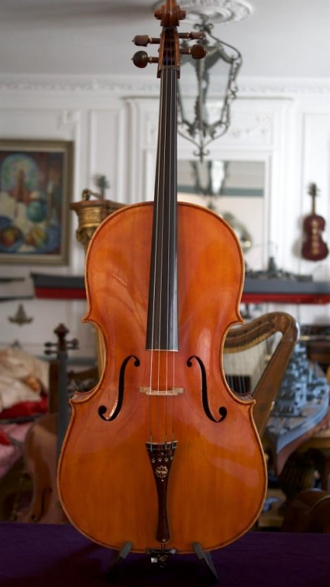 Cello Luigi Galimberti 1937