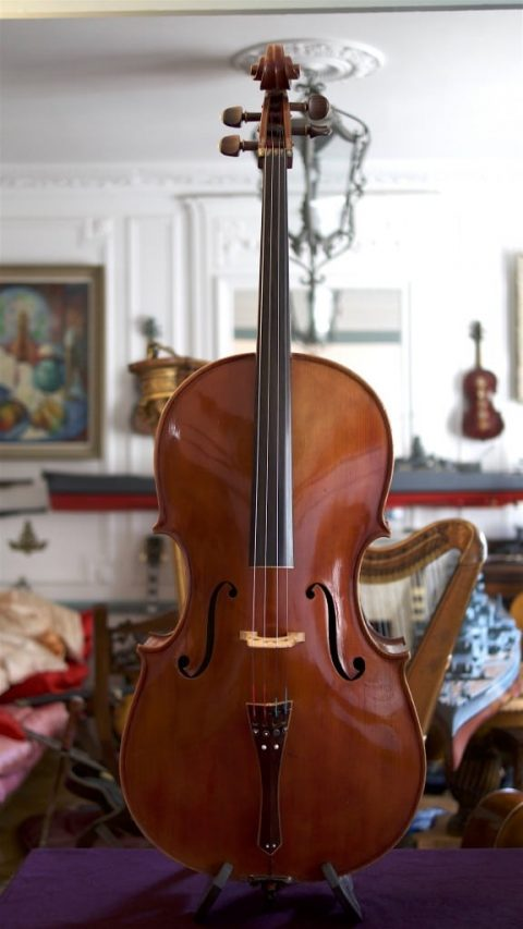 Cello Luigi Rovatti 1929
