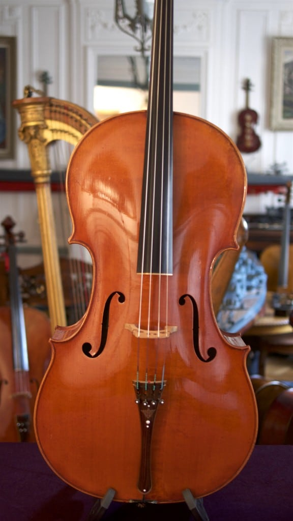 Cello-Riccardo-Genovese-Face Cello Collection