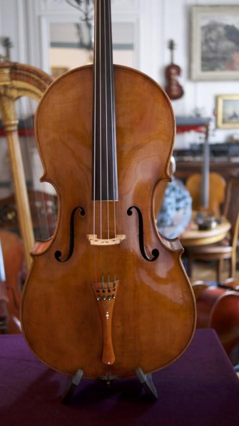 Cello Giuseppe ROCCA 1853