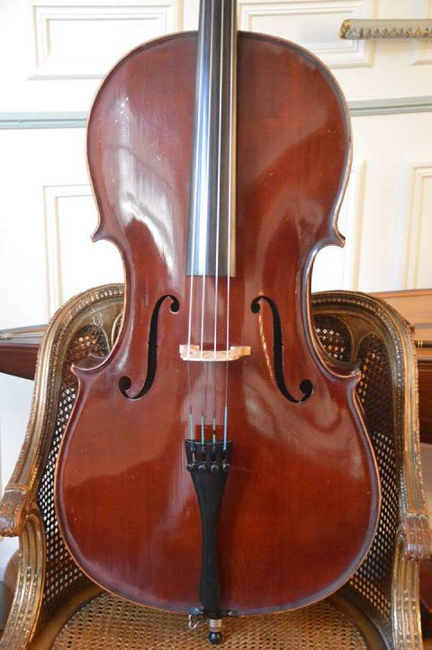 Cello René Quenoil 1950