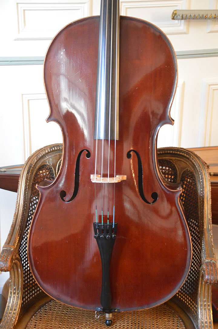René Quenoil Cello Collection