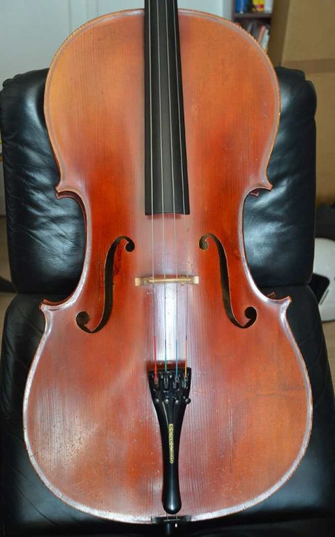 Cello Sylvestre et Maucotel 1911