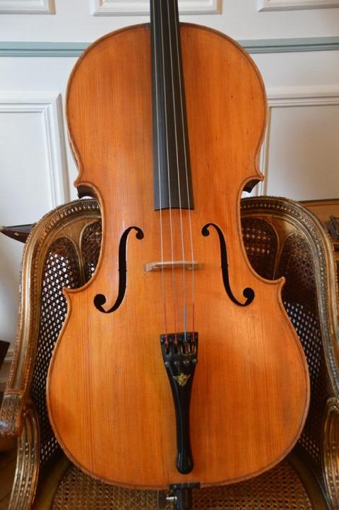 Cello Prosper Grandjon 1840