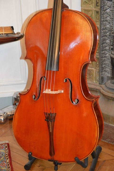 Cello Victor Quenoil 1926