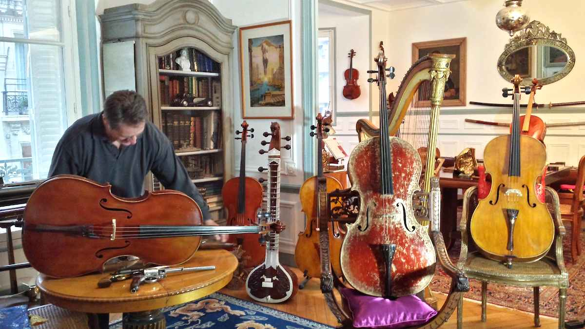 show-room Cello Collection